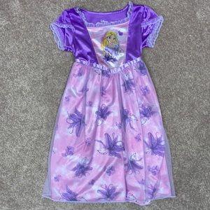 Disney princess tangled rapunzel 2t nightgown